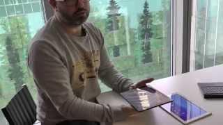 рассказ об особенностях нового планшета Sony Tablet Z4