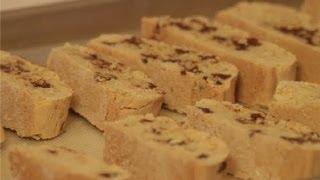 Gluten-Free Biscotti Recipe : Gluten-Free Foods