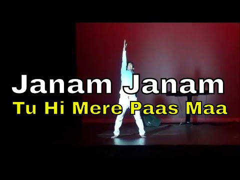 Janam Janam Tu hi mere paas Maa | Phata Poster Nikla Hero | Bollywood Lyrical Dance Performance