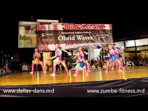 Самая Самая Современный стилизованный русский танец Dallas dance studio  Dansuri in chisinau Moldovа