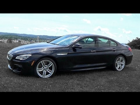 2016 BMW 6-Series Gran Coupe: Review