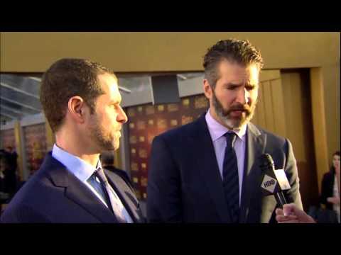 #GoTPremiereSF Live Stream  D B  Weiss & David Benioff HBO