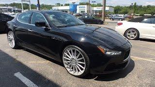 2014 Maserati Ghibli Baltimore, Towson, Catonsville, Silver Spring, Rockville, MD P00403