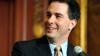Scott Walker Doubles Down - The Minimum Wage Is