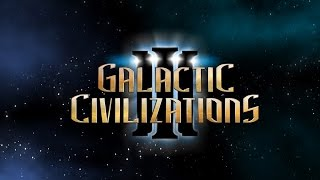 Galactic Civilizations III Crusade Gameplay (PC 60FPS)