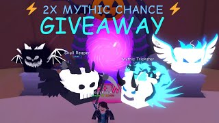 Bubble Gum Simulator - Mythic Trickster and Skull Reapers Giveaway