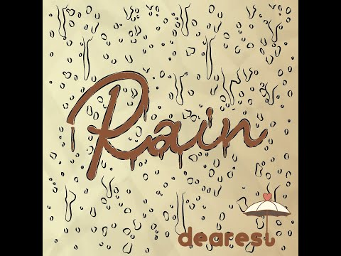 Dearest - Rain (ฝน) | [Official Lyric Video]