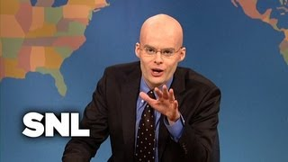 Weekend Update: James Carville on National Security - Saturday Night Live