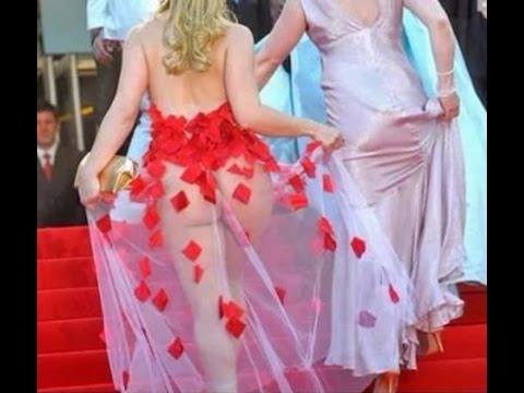 Девушки в суперпрозрачных платьях фото