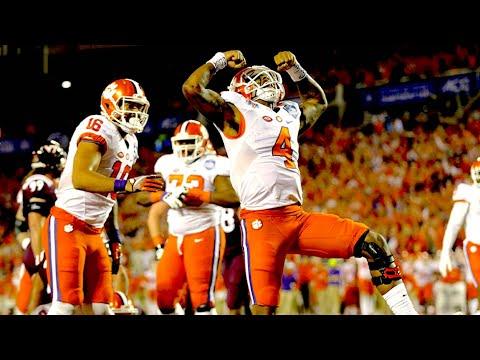 Clemson Vs Virginia Tech College Football Condensed Game 2017 Youtube