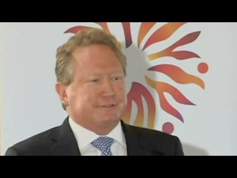 Australian billionaire makes 'biggest philanthropic gift' by living Australian