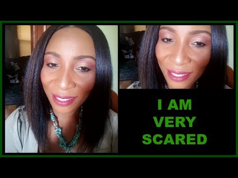 I AM SCARED | FREE YOUR MIND  WITH Khichi Beauty