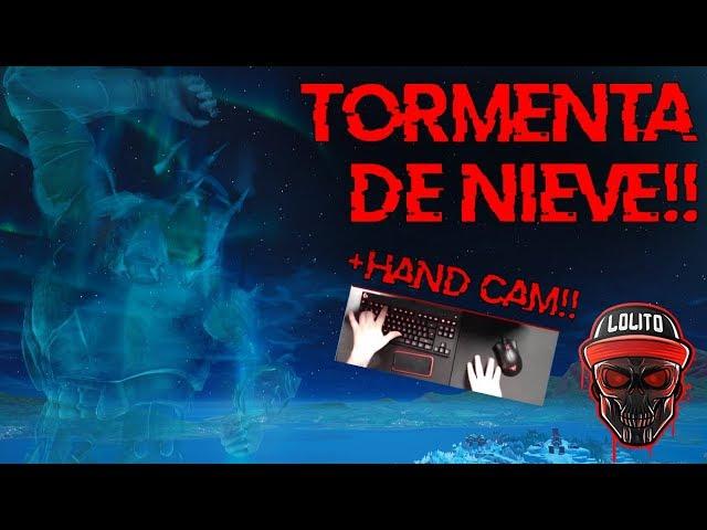 💀 ¡VICTORIA EN EL EVENTO TORMENTA DE NIEVE! 💀 ~ FORTNITE