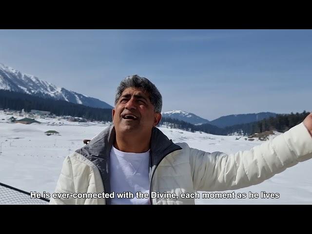 Har Jagah Prabhu Ko Mehsoos Karta Yogi   Spiritual Bhajan by AiR  