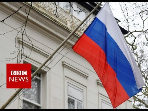 Russian diplomats to be expelled from 14 EU states - BBC News