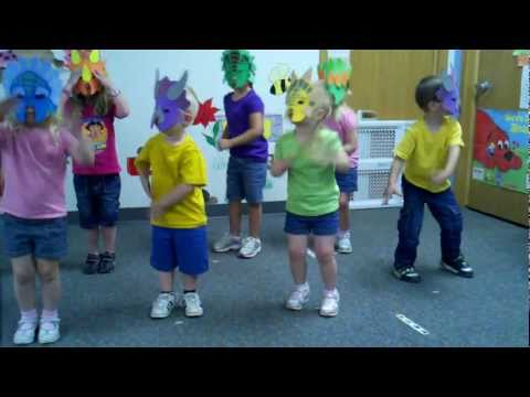 Dance #3 - We Are the Dinosaurs