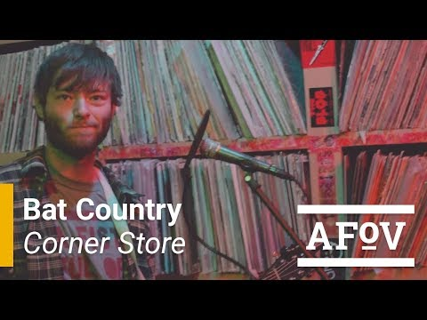 "Bat Country - ""Corner Store"" A Fistful of Vinyl sessions (KXLU 88.9 FM Los Angeles)"