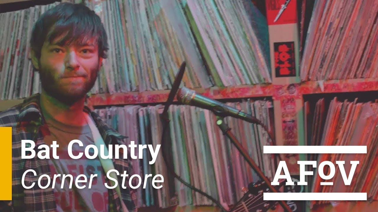 Bat Country Corner Store A Fistful Of Vinyl Youtube