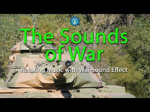 The Sounds of War - A Chilling Reminder of What its like to Live in a War Torn Place
