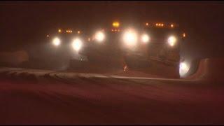 BC Highway Snowplow Safety