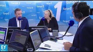Nicolas Dupont-Aignan invité de Patrick Cohen sur Europe 1