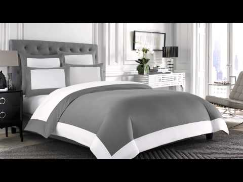 Wamsutta Hotel MicroCotton Reversible Duvet Cover at Bed Bath & Beyond