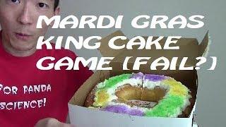 King Cake Game Fail?! (Mardi Gras Special)