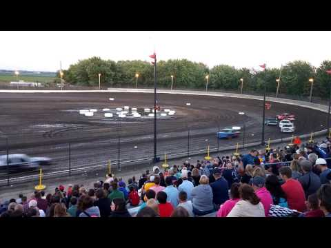 6/23/17 - Sycamore Speedway 6 Lap Spectator Trophy Dash