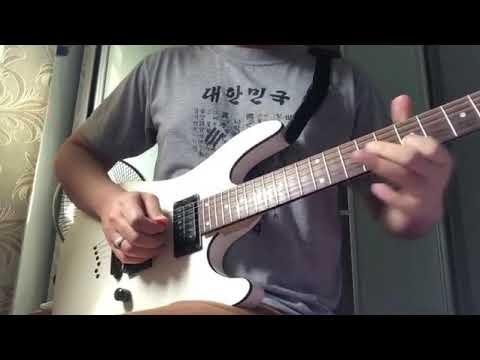 Lagu Cinta - Asmara Band (Ezri Shah guitar solo cover)