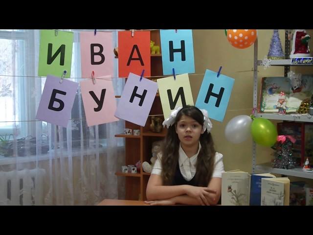 Изображение предпросмотра прочтения – ДарьяПопова читает произведение «Ночь и даль седая…» И.А.Бунина