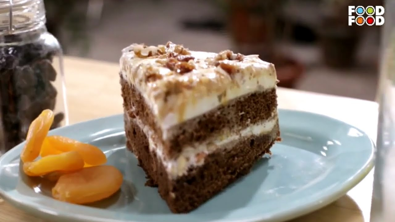 Recipe Of Ice Cream Cake By Sanjeev Kapoor