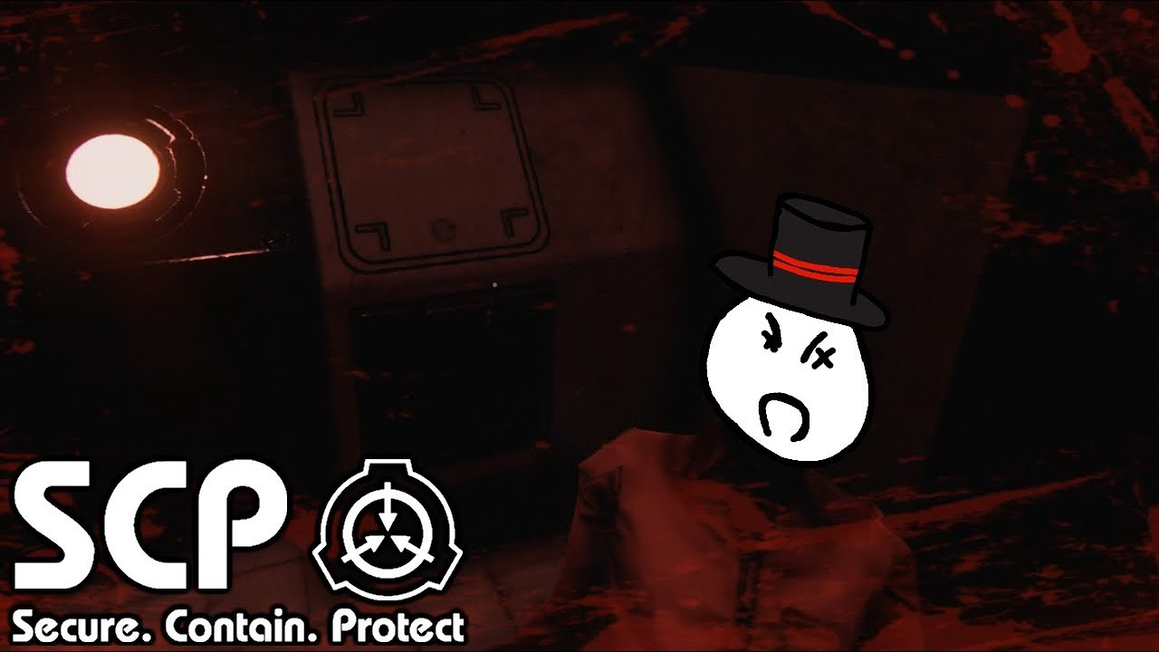 SCP: Secret Laboratory - Failed