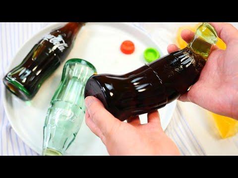 diy-life-size-coca-cola-bottle-gummy-まるごと-コカコーラ-ボトル-グミ-を型取りして作る