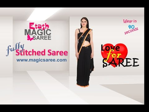 Etash Magic Saree -