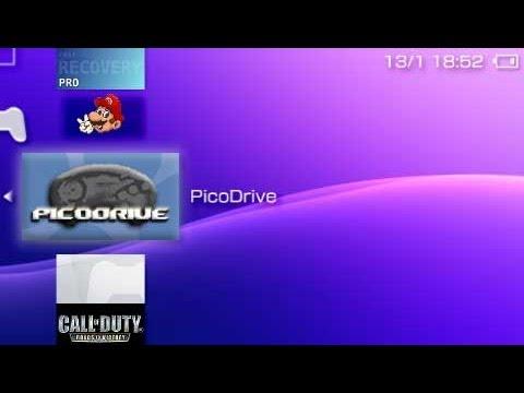 PSP - Genesis- Pico Drive 1 5 1b 416 | PSX-Place