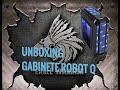 Unboxing Gabinete Eagle Warrior: Robot Q (Azul)