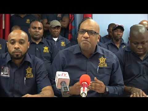 OWTU STOP International Offshore Companies from Operating with Impunity in T&T 21,12,2017
