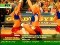 Russian Cheerleaders