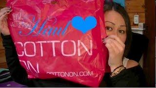 Cotton On (Mega Sale Store) + ASOS shoe Haul ❤
