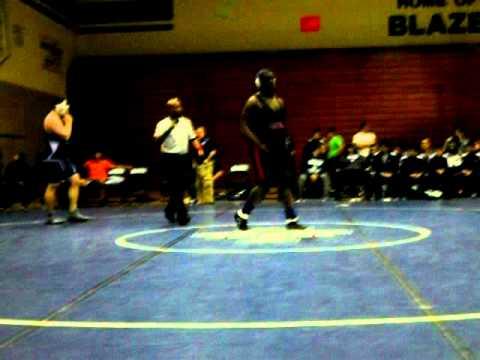 bobby carson high school wrestling
