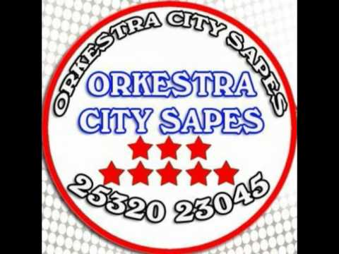 Orkestra City Sapes 2015 Deli Ettin Beni Canli Performans - Bati Trakya Grup City Sapes