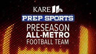 KARE 11 announces the 2020 Preseason All-Metro Football Team