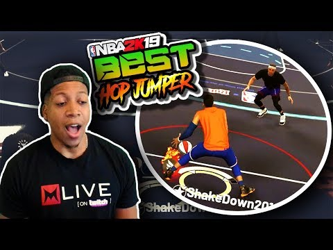 BEST HOP JUMPER, Free Throw & JUMPSHOT - NBA 2K19 RUFFLES Event