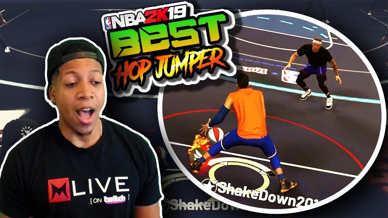BEST HOP JUMPER, Free Throw & JUMPSHOT - NBA 2K19 RUFFLES Event