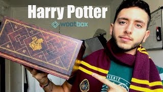 WOOTBOX SPECIALE HARRY POTTER !!