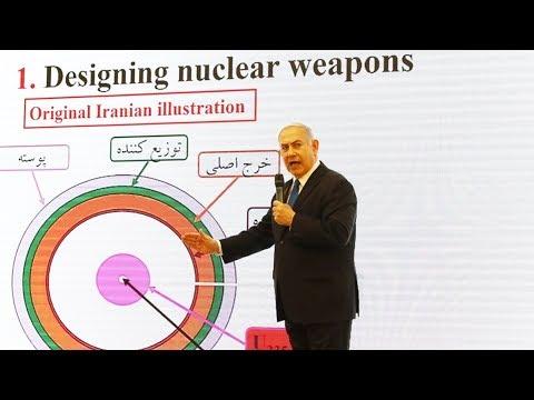 Israel Claims Iran Has Secret Nuclear Program