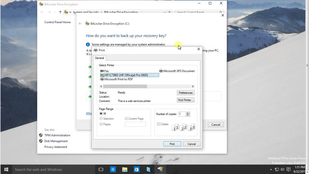 How to Enable Disable Bitlocker for Hard Drive Encryption on Windows 10