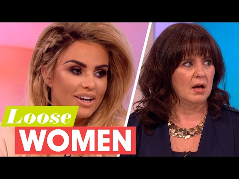 Katie Price Has Plans to Start a Crystal Coffin Business | Loose Women