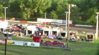 Hamilton County Speedway Vintage Car Feature