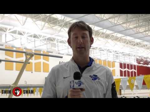 Indiana State Swimming & Diving - Aquatic Center Grand Opening